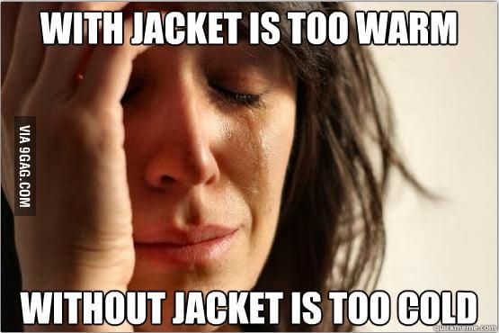 Jacket problem