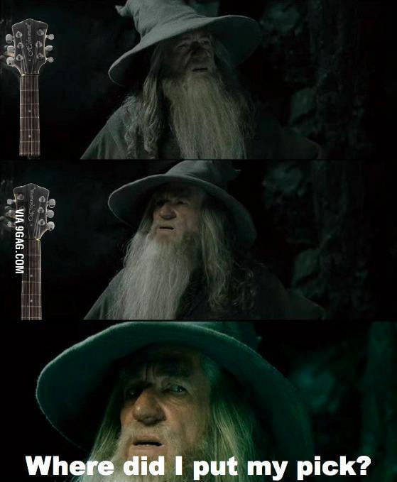 Guitar players will know how it feels!
