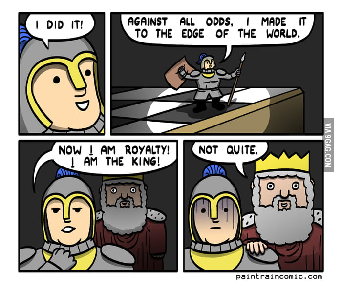 Oh, chess...