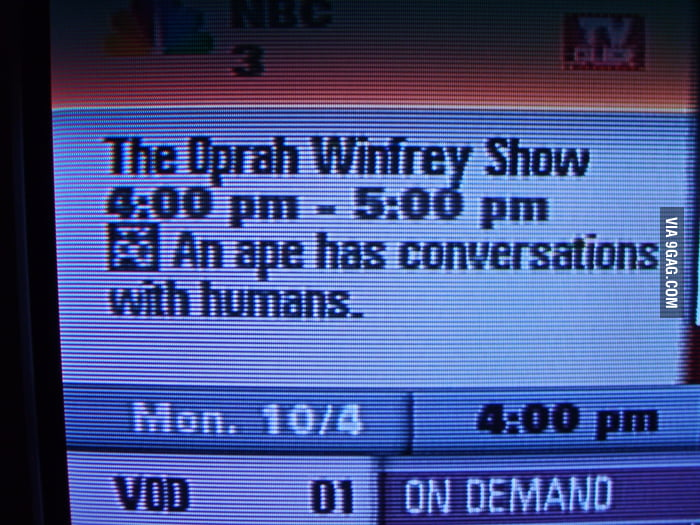 I see what you did there, TV guide.