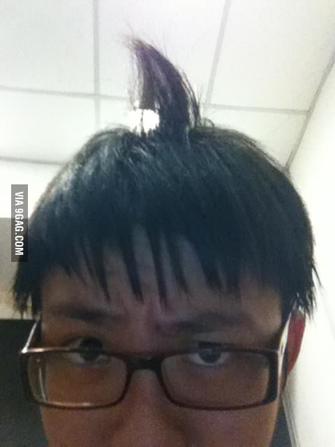 GO HOME HAIR , YOU ARE DRUNK