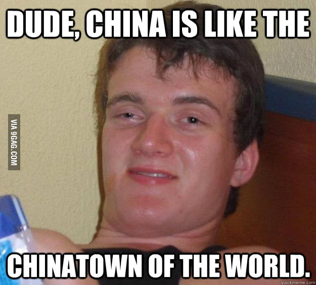 10 Guy in China