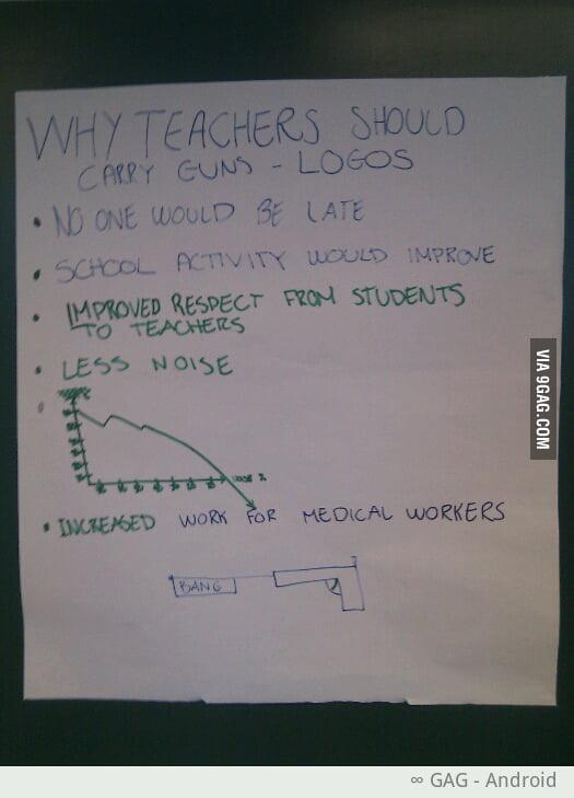 Topic in my class