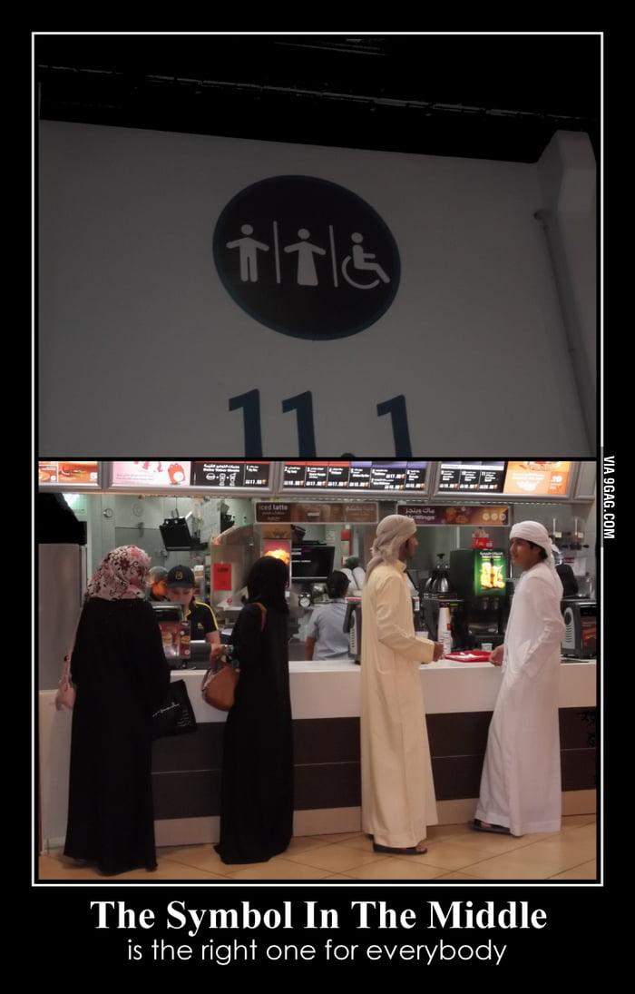 Meanwhile In Abu Dhabi