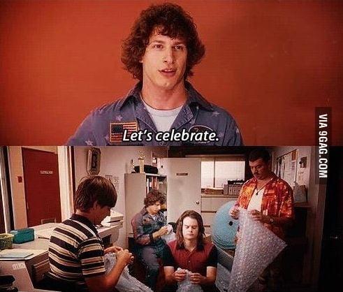 Best celebration ever