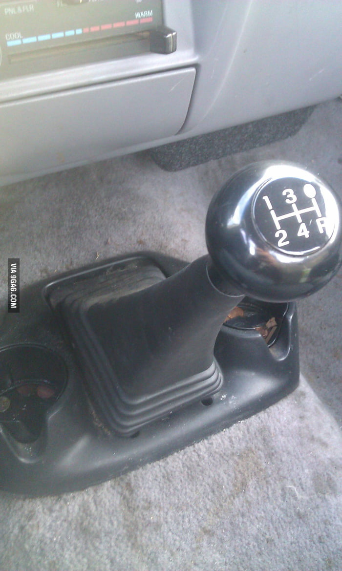 This is why my truck never gets stolen here in America.