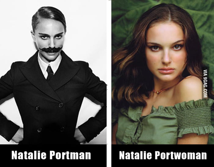 Natalie Portwhat?