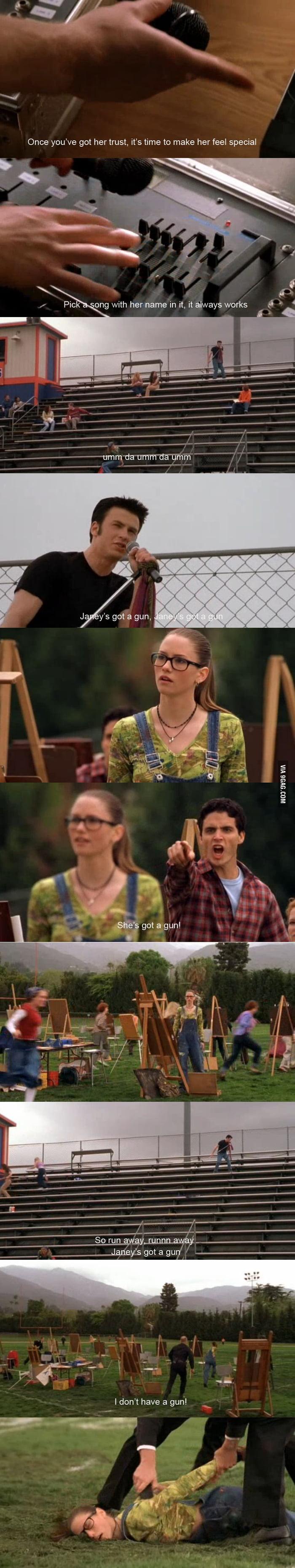 My favorite scene