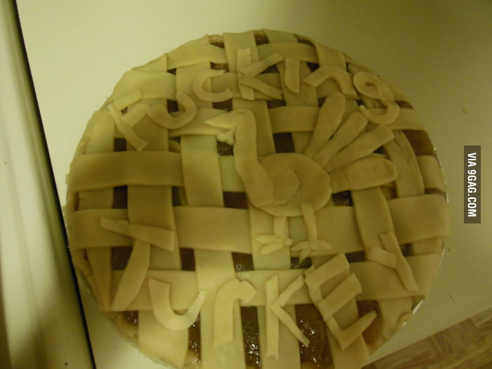 How my friend does a lattice on an apple pie.