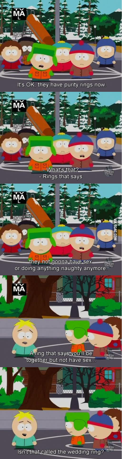 This is why I love south park