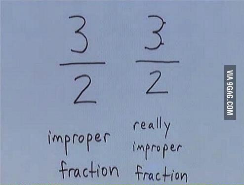 Improper indeed