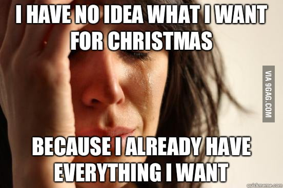 I have this problem every year.