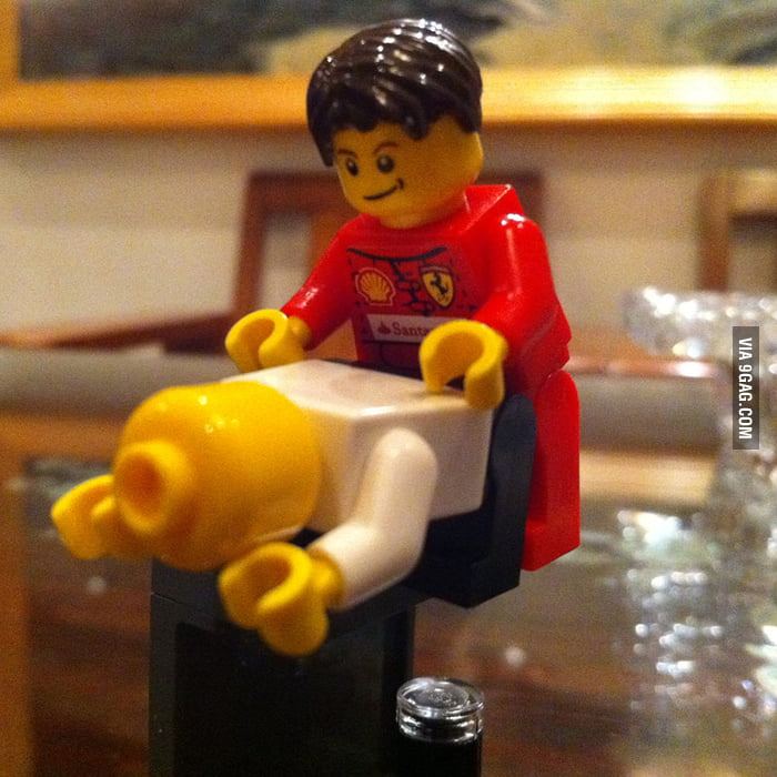 Play Lego they said.