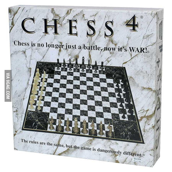 Chess for four!