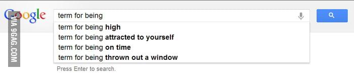 WTF Google?