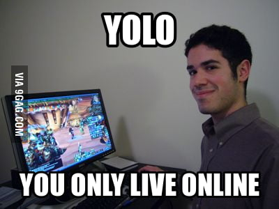 YOLO 4 gamers