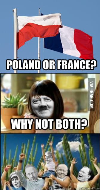 Poland or France?