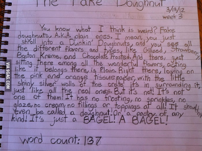 The Fake Doughnut