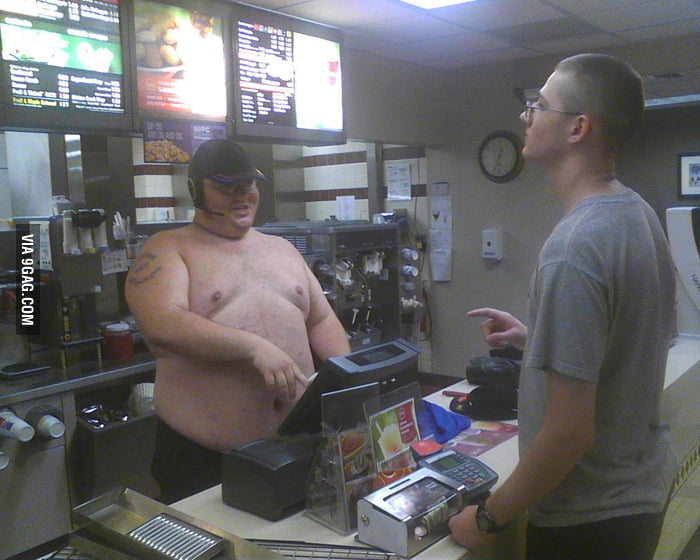 Welcome to McDonald's, may I take your order?