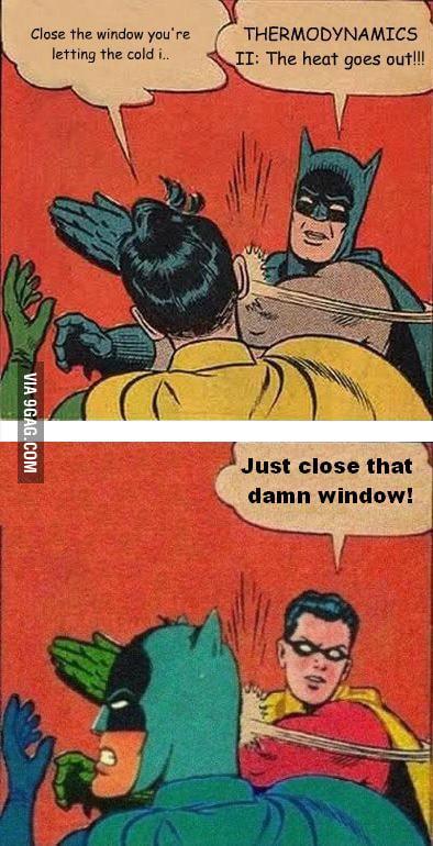 Just close it!