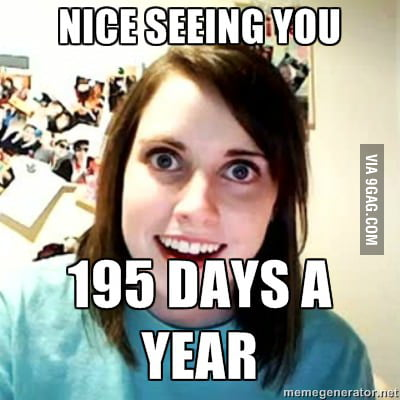 Overly Attached School