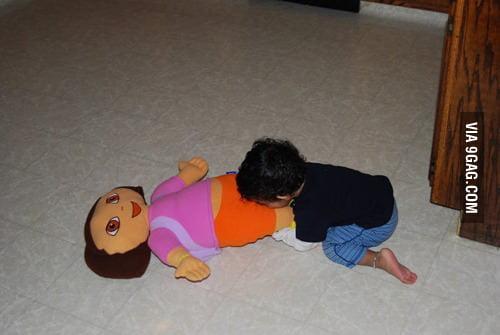 Explorin' the Dora.