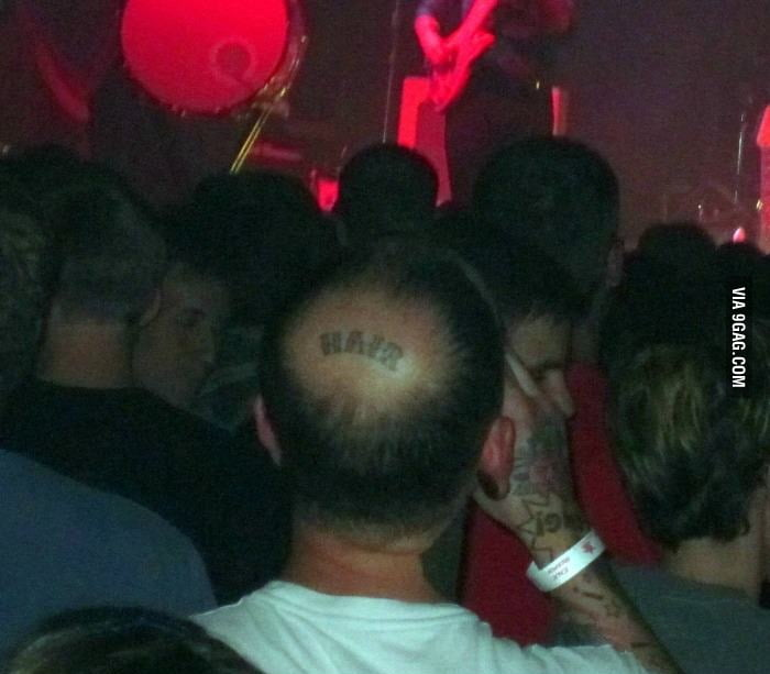Tattoo of the year.