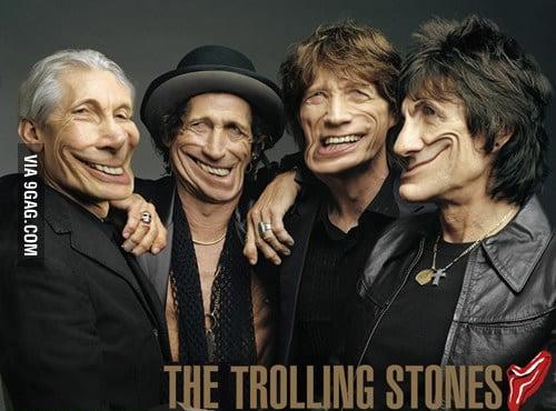 The Trolling Stones