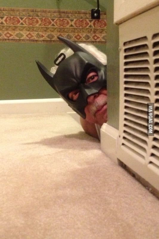 When grandpa watched TDKR