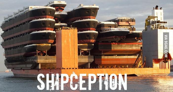 Warner bros. Shipception