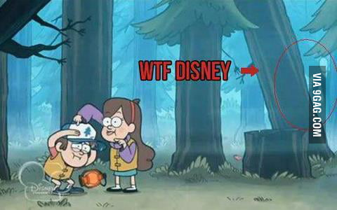 Really Disney?!