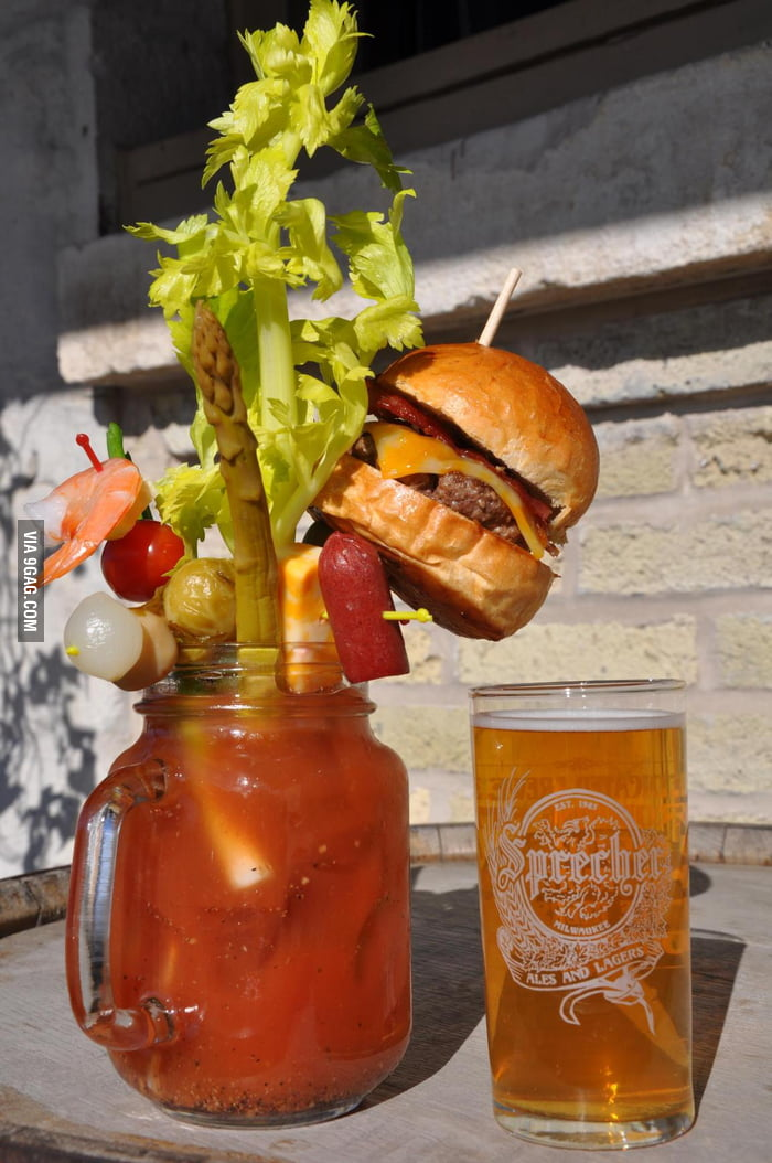 Lunch at the pub will never be the same.