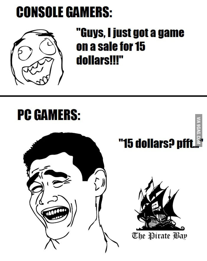 PC vs consoles: Why gaming on a PC is still better than ... |Pc Gamers Vs Console Gamers