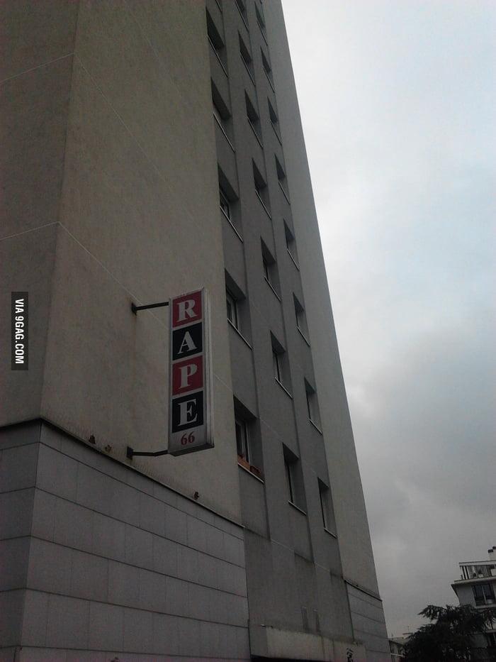 The nice neighborhood I live in.