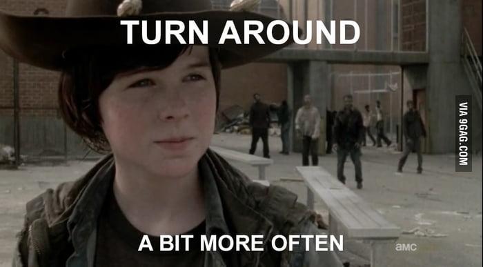 How to survive the zombie apocalypse.
