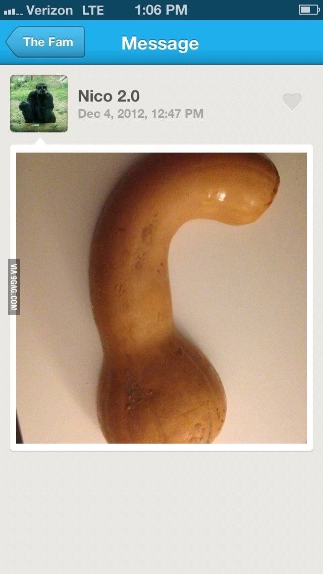 Kevos butternut squash