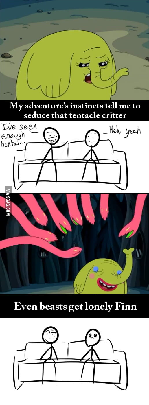 Adventure Time y u do this?