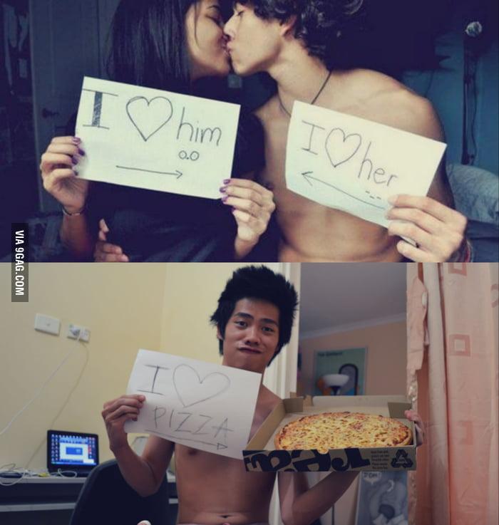Everybody loves pizza. I love pizza