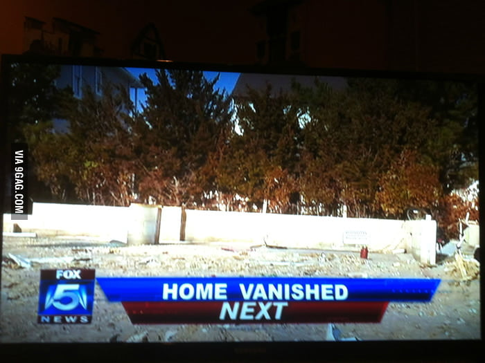 Bad news for the home owner.