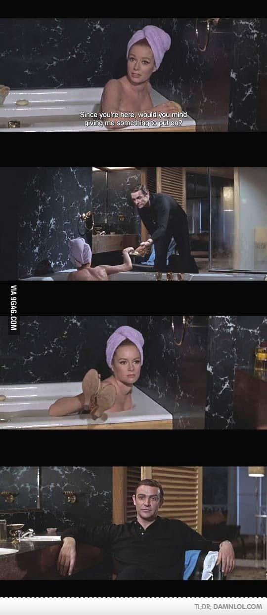 Mr.Bond Is such a troll