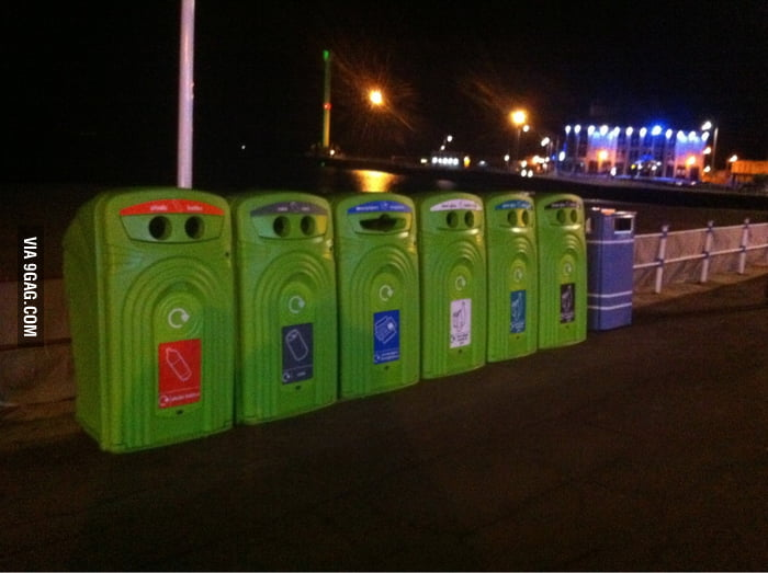 Teenage mutant ninja...Bins?