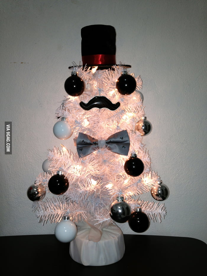 Say Hello to Mr.Xmas Tree