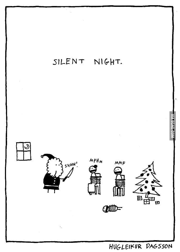 Silent Night.