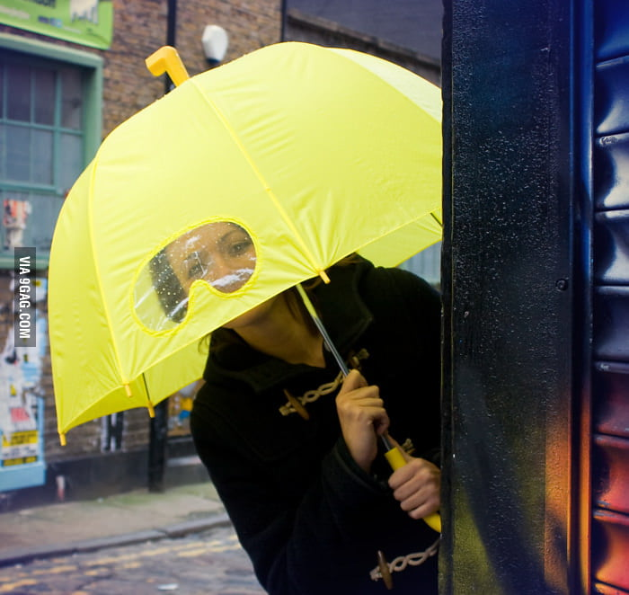 Yellow Submarine Umbrella