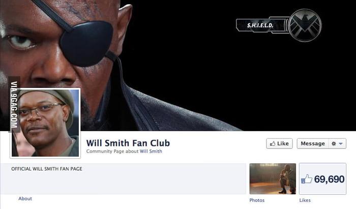 Will Smith Fan Club