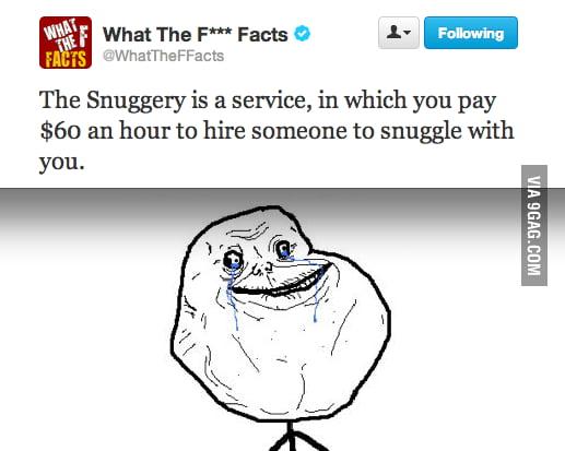 Snuggle service
