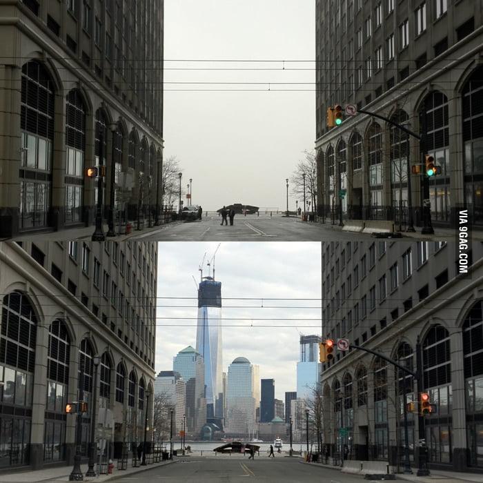 Before Fog vs After Fog