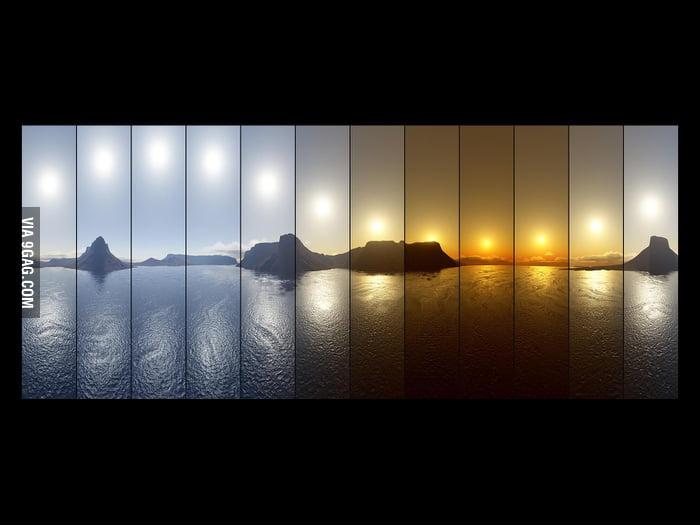 Sun sequence.