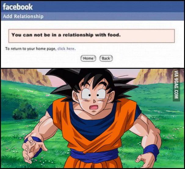 Facebook doesn't understand relationship.
