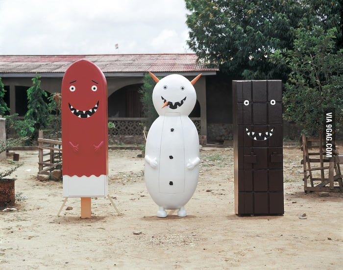 Cartoonish Coffins